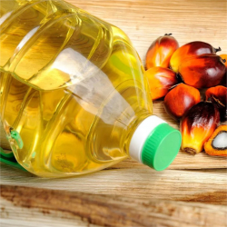 Hydrogenated fractions of palm oil (hydrooleine)